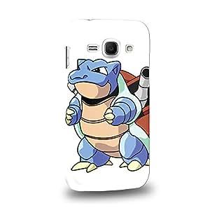 Case88 Premium Designs Pokemon Pokemon Blastoise Carcasa/Funda dura para el Samsung Galaxy Ace 3
