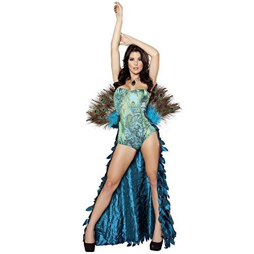 Halloween Costumes Yandy (Pretty Peacock Costume - SMALL/MEDIUM)