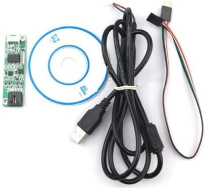 USB 4-wire Resistive Touch Screen Converter Module w// Cable