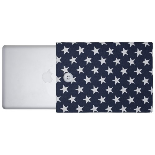 """Kuzy Cotton Canvas Sleeve Cover Case Handmade for MacBook Pro & Air 11"""" 13"""" 15"""" Retina Display & Touch Bar Laptops"""