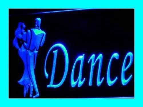 PEMA Neon Sign i229-b OPEN Dance School Neon Light sign