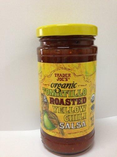 organic tomatillo salsa - 2