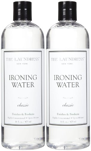 The Laundress Ironing Water, Classic - 16 oz - 2 pk by The Laundress