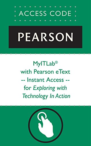 Download MyITLab with Pearson eText — Instant Access — for Exploring with Technology In Action Pdf