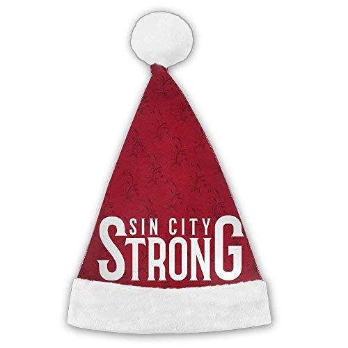 (Sin City Strong Christmas Santa)