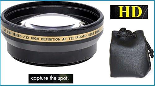 2.2 x teleobjetivo de Alta definición Lente para Sony Alpha a5000 ...