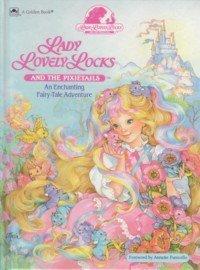 Lady Lovely Locks Original Sto (Golden Look-look (Lady Lovely Locks)