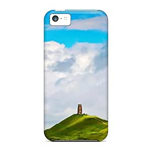 Iphone 5c Case Cover St Michaels Tower Somerset Engl Case - Eco-friendly Packaging