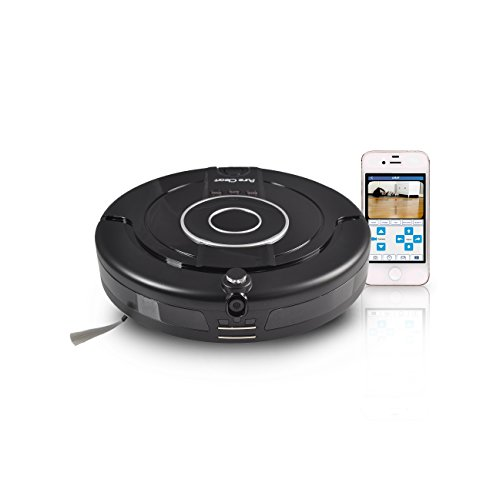 Smart Robotic Vacuum Cleaner Camera