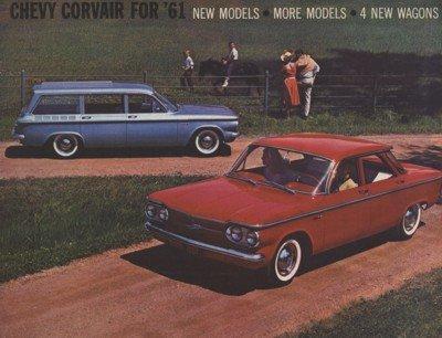 Amazon Com 1961 Chevrolet Chevy Corvair 700 500 Monza