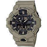 Watches : G-Shock GA700 Ana-Digi Tan