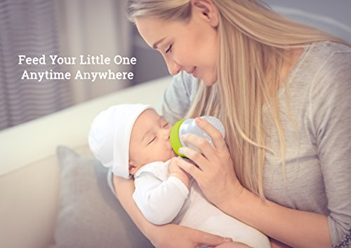 Manual-Breast-Milk-Hand-Pump-Set-2-in-1-Manual-Breastmilk-Pump-with-Bonus-Baby-Bottle-Travel-Friendly-Portable-Breastfeeding-Pumps-FDA-Approved-BPA-Free-Breast-Feeding-Essentials