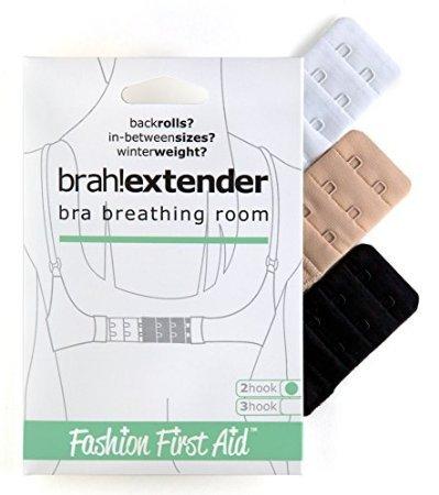 ad5f4444ee487 Amazon.com   Brah! Extender  Bra Extender Band Breathing Room- Pack of 3 ( White