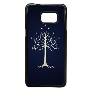THE_LORD_OF_THE_RINGS 04 a la Mejor funda Samsung Galaxy S6 Edge Plus caja del teléfono celular Funda cubierta de color negro