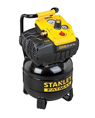 Stanley – Compresor sin aceite Vertical 24L 1,5HP