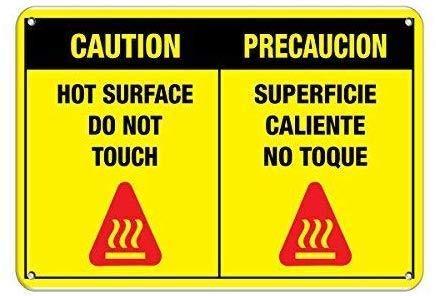 Resultado de imagen para diseños de etiquetas de precaucion