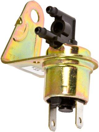 Vacuum Solenoid Valves - VACUUM SOLENOID VALVE, 2 PORT W/BRACKET 12V