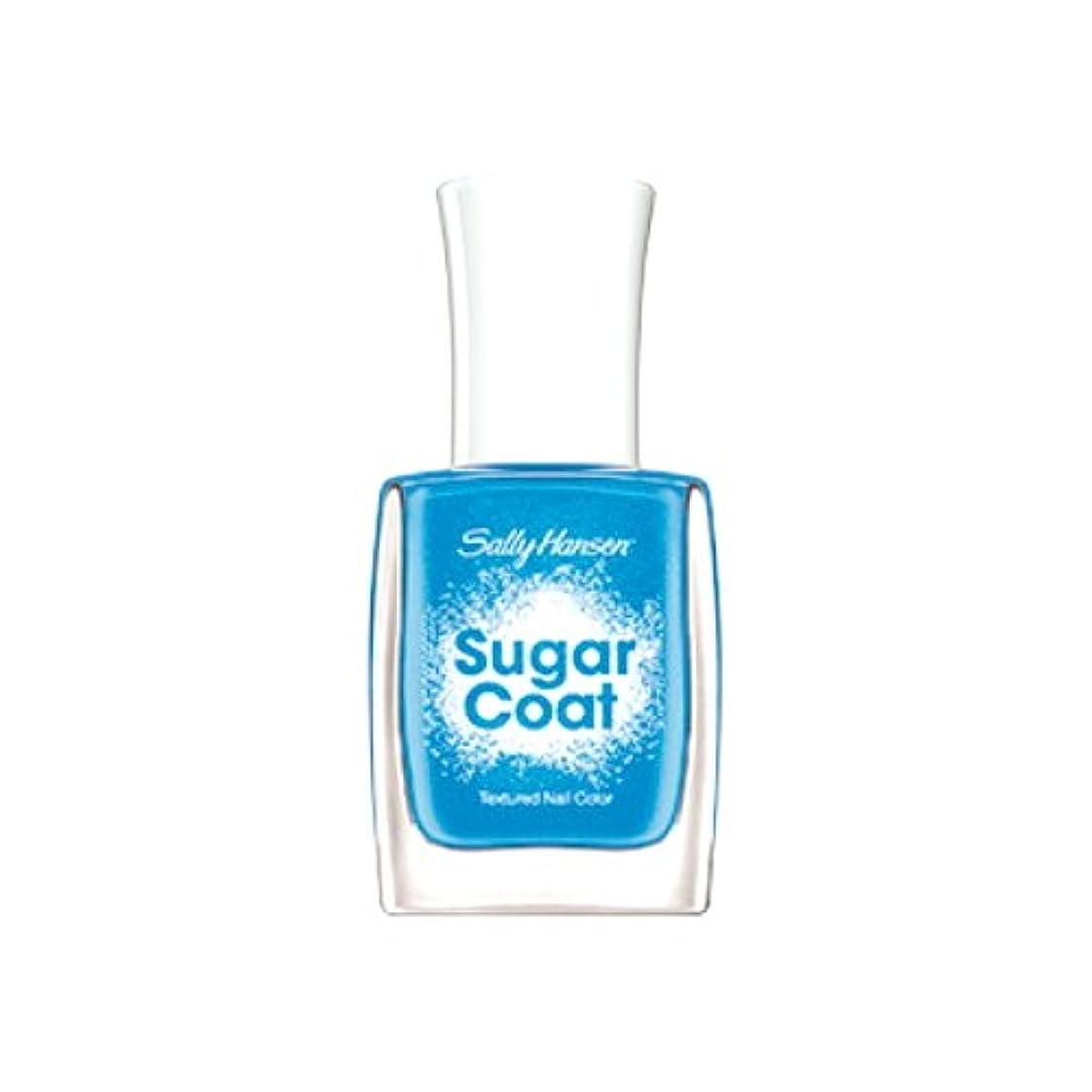 勇気のある余裕がある物理SALLY HANSEN Sugar Coat Special Effect Textured Nail Color - Razzle-berry (並行輸入品)