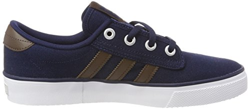 Unisex Azul Kiel Collegiate Footwear Adulto Navy Zapatillas White Brown 0 Adidas gwSCqx