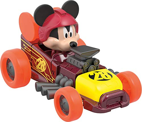 Fisher-Price Disney Mickey & the Roadster Racers, Mickey Hot Rod Supercharged