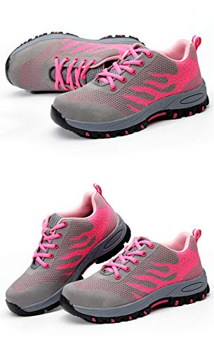 Women Pink Camping Available Fishing 10 populalar Hiking Men Sports Hiking 2 Traveling UK 5 and Shoes 4xqqwE1ZSf