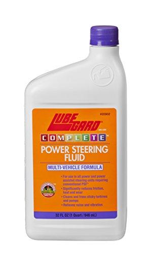 Lubegard 20902 Universal Power Steering Fluid, 32 (Gold Seal Shears)