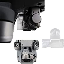 MoreToys Gimbal Lock Cover Camera Protector Hood Clamp PTZ Clip Holder for DJI Mavic Pro Quadcopter Drone