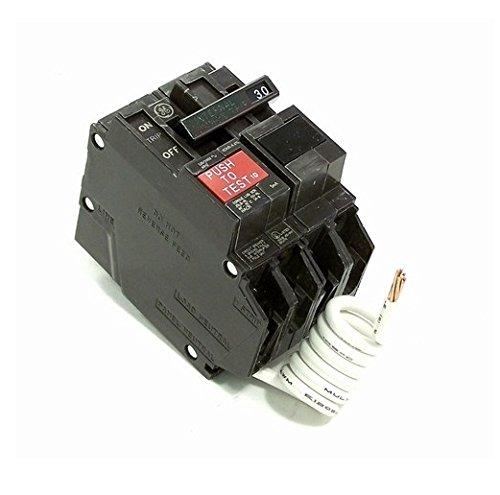 (Circuit Breaker, 2Pole, 30A, THQ, GFCI, 10kA)