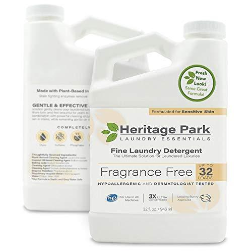 Heritage Park Laundry Wash