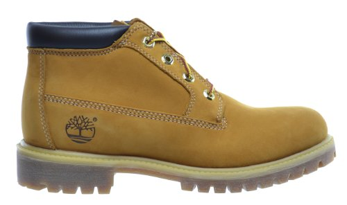 Timberland Men's AF Waterproof Chukka Boots Wheat 23061 (10.5 D(M) US)