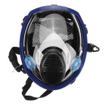 Bumatech Full Face Facepiece Respirator Painting Spraying Similar Respiratory Protection - 1PCs