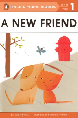 A New Friend (Turtleback School & Library Binding Edition) (Penguin Young Readers, Level 1) pdf