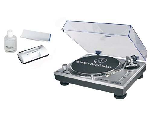 turntable audio technica lp120 - 8