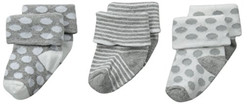 jefferies-socks-unisex-baby-newborn-baby-turn-cuff-socks-3-pair-pack-grey-heather-infant