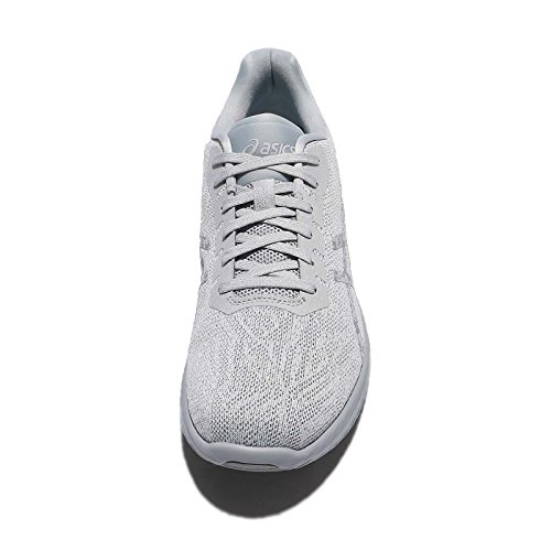 ASICS Men's Gel-Kenun, Glacier Grey/MID Grey/Electric Blue, 28.5 cm