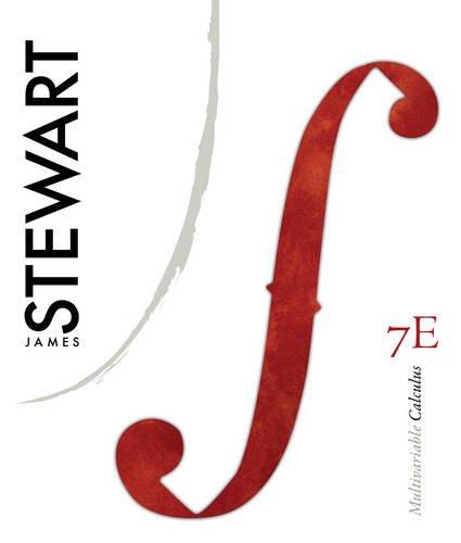 Multivariable calculus james stewart 9780538497879 books amazon fandeluxe Gallery