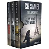 CB Samet Thriller Series: Lillian Whyte Adventure Boxed Set (1-3)