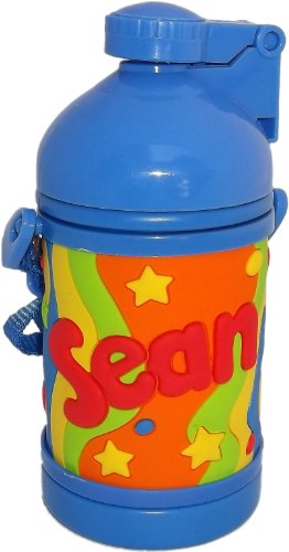 Sean Drink Bottle by John Hinde Personalized My Drink Mugs