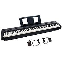 Yamaha P-45 88-Key Contemporary Digital Piano, Black