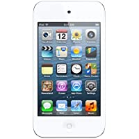 Apple iPod touch 32GB White MD058LLA (4th Generation) (Discontinued by Manufacturer)