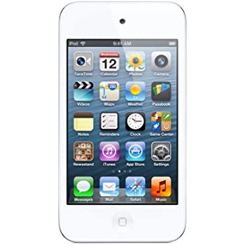 amazon com apple ipod touch 32gb white md058lla 4th generation rh amazon com ipod touch 4th generation manual ipod touch 5th generation user manual pdf