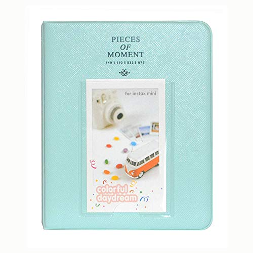 Fancyme 64 Pockets 3 Inch Mini Film Photo Album for Fujifilm Instax Mini 9 8 7s 90 70 25 Camera Photo Book Name Card Holder from Fancyme
