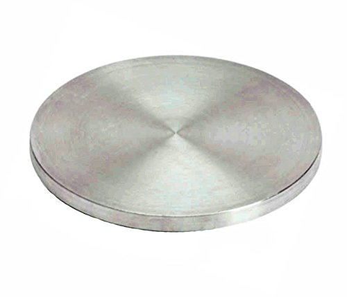 "Sputtering target: ACI Alloys Fe-3x125-3N5 Iron, 3.00"" diameter x 0.125"" thick, 99.95% pure by ACI Alloys"