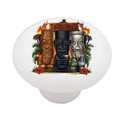 tiki-bar-statue-decorative-high-gloss-ceramic-drawer-knob