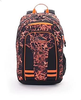 حقيبة ظهر يومية من هاي سيرا - برتقالي