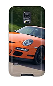 Awesome Galaxy Defender Tpu Hard Case Cover For Galaxy S5 Porsche Gt3 Rs 24