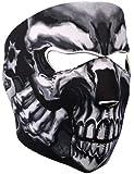 Neoprene Skull Full Face Reversible Motorcycle Mask