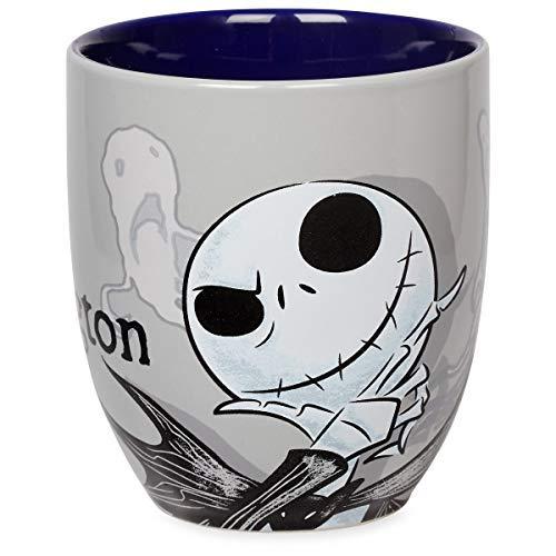 Disney Jack Skellington Portrait Mug Nightmare Before Christmas Cup