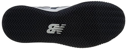 New Balance Mens 60v1 Minimus Tennis Shoe White/Black