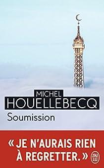Soumission par Houellebecq